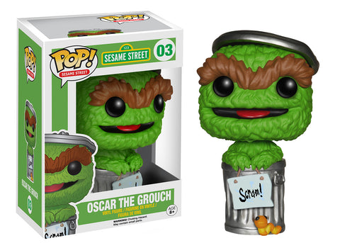 Pop! TV: Sesame Street - Oscar the Grouch