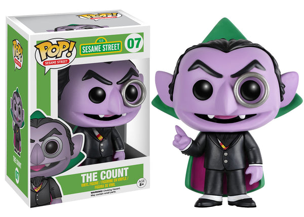 Pop! TV: Sesame Street: The Count