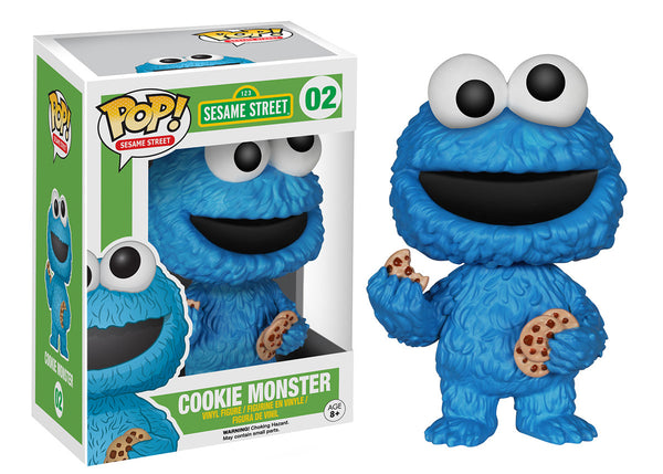 Pop! TV: Sesame Street - Cookie Monster