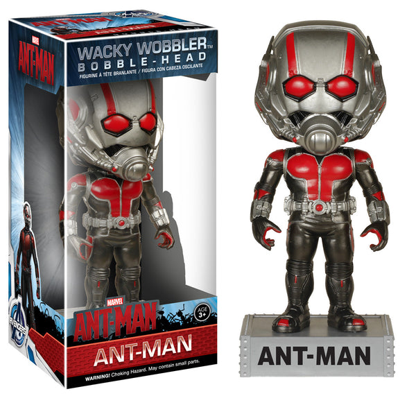 Wacky Wobbler: Marvel - Ant-Man