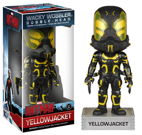 Wacky Wobbler: Marvel - Yellowjacket