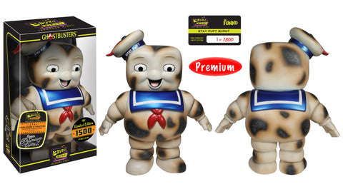Funko Hikari Sobufi: Stay Puft Marshmallow Man - Burnt