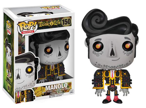Pop! Movies: The Book of Life - Manolo Remembered