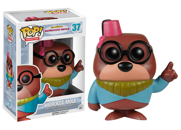 Pop! Animation: Hanna-Barbera - Morocco Mole