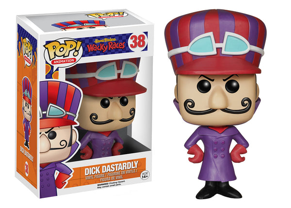 Pop! Animation: Hanna-Barbera - Dick Dastardly