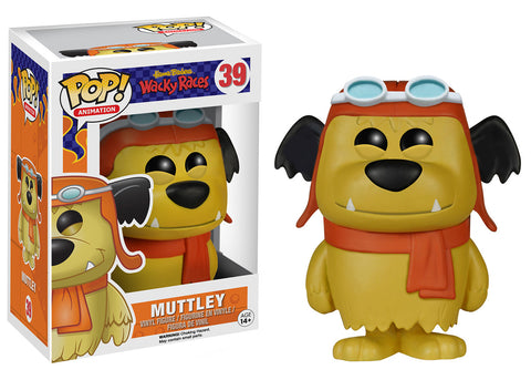 Pop! Animation: Hanna-Barbera - Muttley