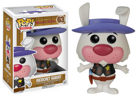 Pop! Animation: Hanna-Barbera - Ricochet Rabbit