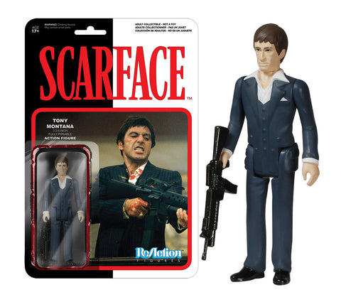 Funko ReAction: Scarface - Scarface