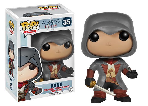 Pop! Games: Assassin's Creed - Arno