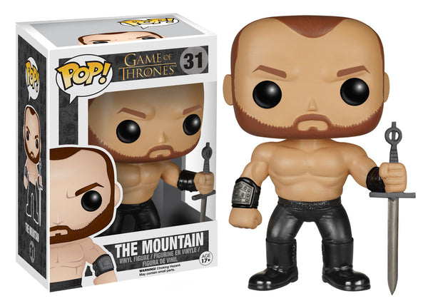 Funko Pop! TV: Game of Thrones - The Mountain