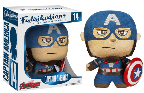 Funko Fabrikations: Captain America