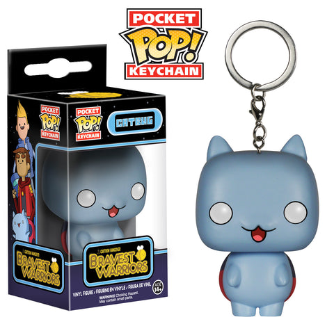 Pocket Pop! Keychain: Bravest Warriors – Catbug