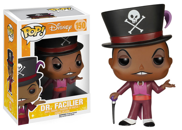 Pop! Disney: The Princess and the Frog - Dr. Facilier