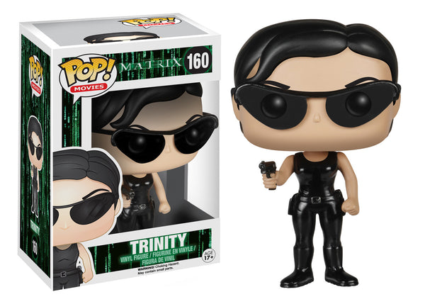 Funko Pop! Movies: The Matrix - Trinity