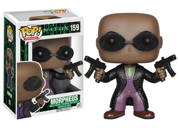 Funko Pop! Movies: The Matrix - Morpheus