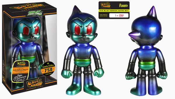 Funko Hikari Sofubi: Astro Boy NVS Blue Version