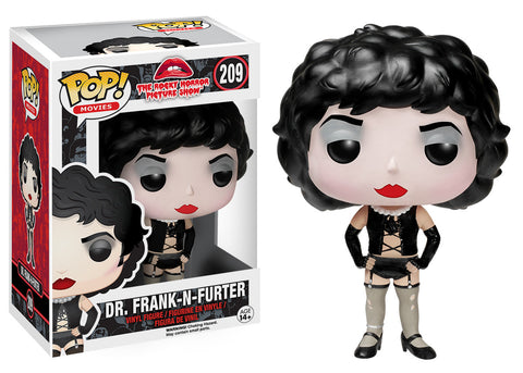 Pop! Movies: Rocky Horror Picture Show - Dr. Frank-N-Furter