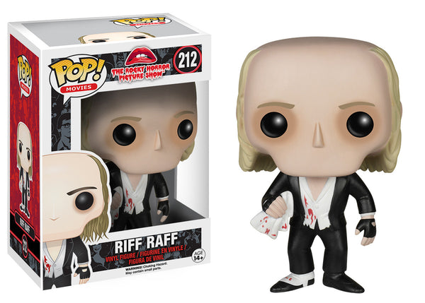 Pop! Movies: Rocky Horror Picture Show - Riff Raff
