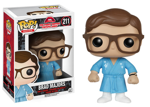 Pop! Movies: Rocky Horror Picture Show - Brad Majors