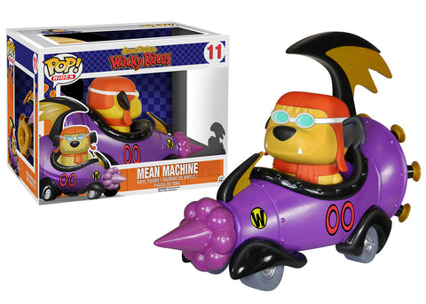 Pop! Rides: Wacky Racers - Mean Machine