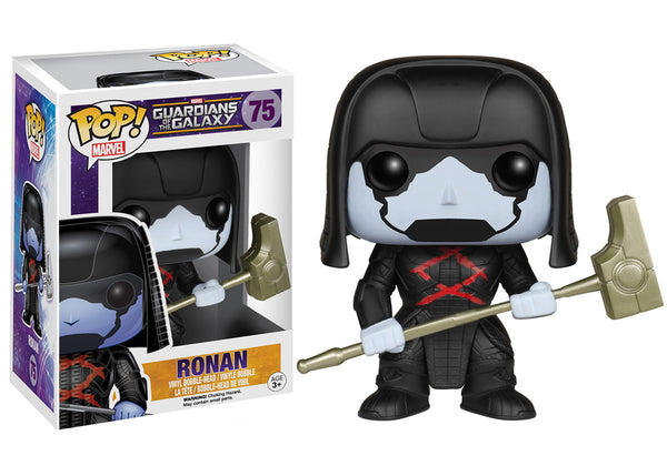 Funko Pop! Marvel: Guardians of the Galaxy - Ronan