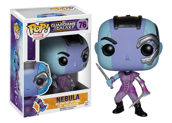 Funko Pop! Marvel: Guardians of the Galaxy - Nebula
