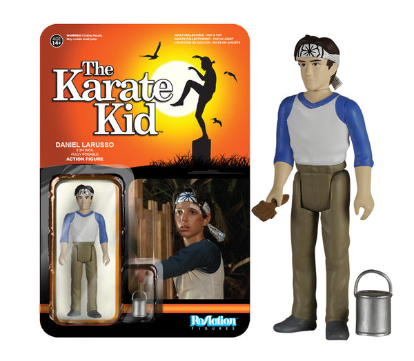 Funko ReAction: The Karate Kid - Daniel Larusso