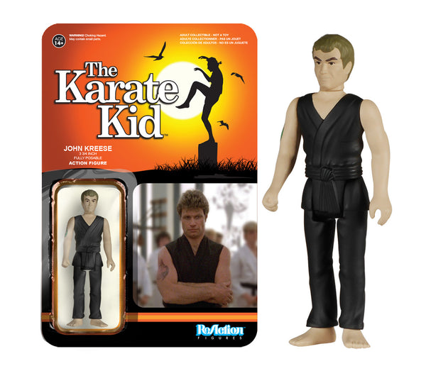 Funko ReAction: The Karate Kid - Kreese