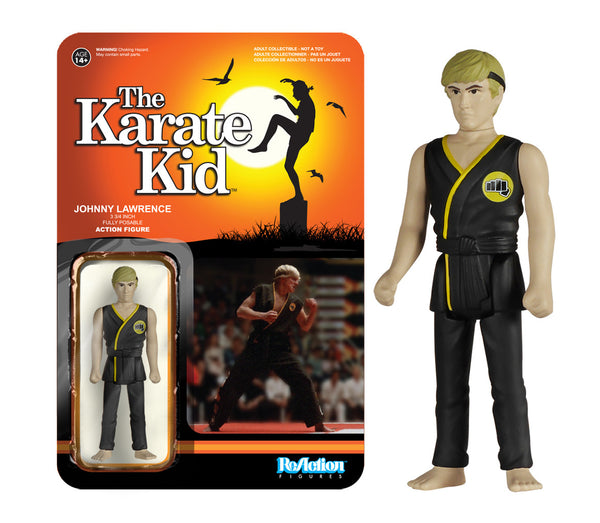 Funko ReAction: The Karate Kid - Johnny