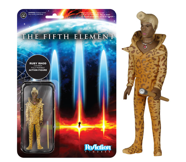 ReAction: The Fifth Element - Ruby Rhod