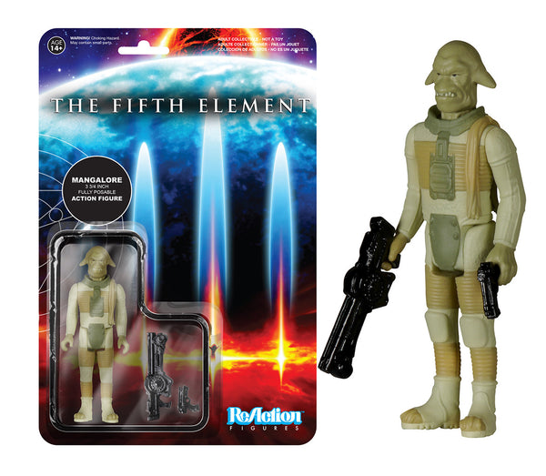 ReAction: The Fifth Element - Mangalore