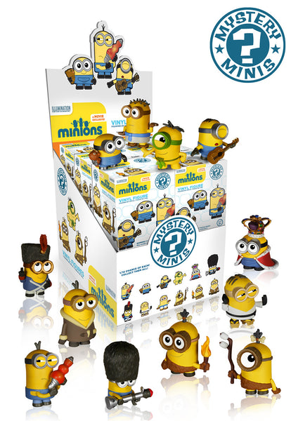 Mystery Minis Blind Box: Minions