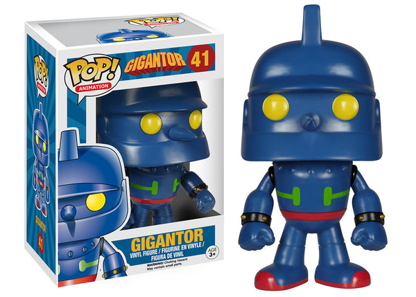 Pop! Animation: Gigantor