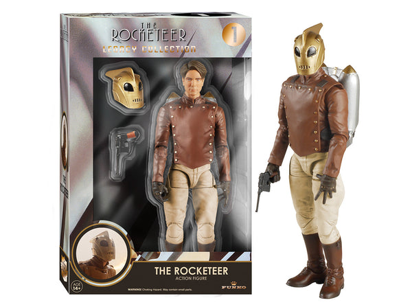 The Legacy Collection: The Rocketeer