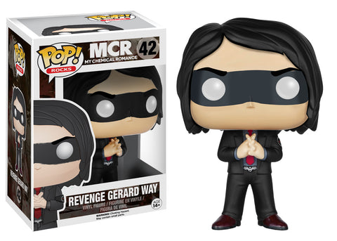 Pop! Rocks: My Chemical Romance - Revenge Gerard Way