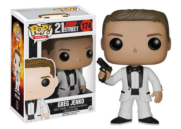 Pop! Movies: 21 Jump Street - Greg Jenko