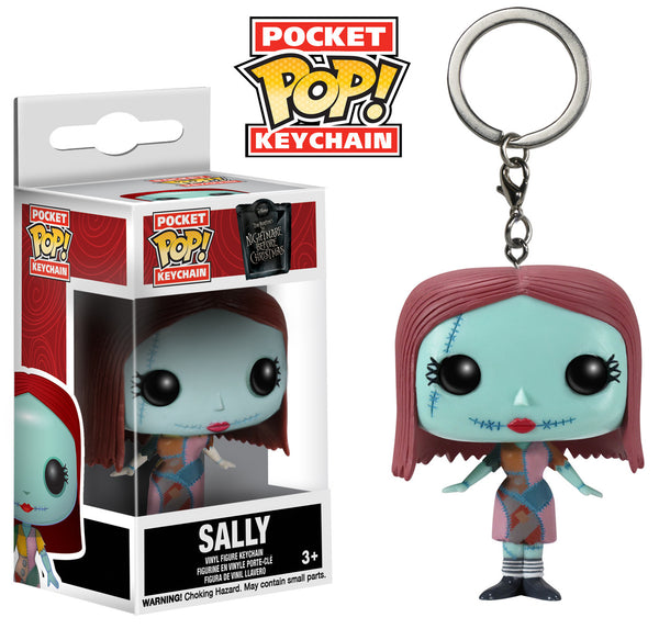 Pocket Pop! Keychain: NBC - Sally