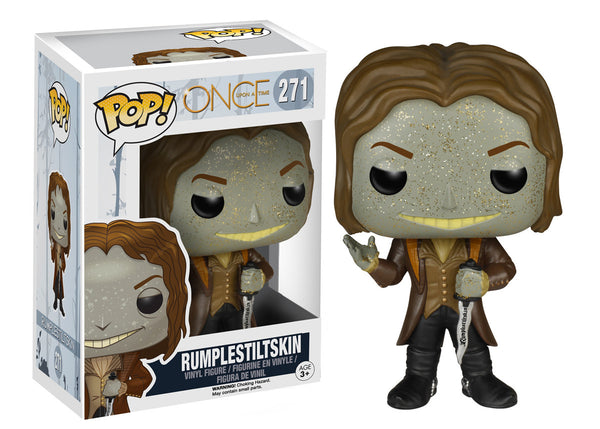 Pop! TV: Once Upon A Time - Rumplestiltskin