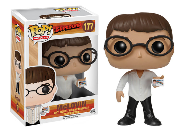 Pop! Movies: Superbad - Fogell (McLovin')