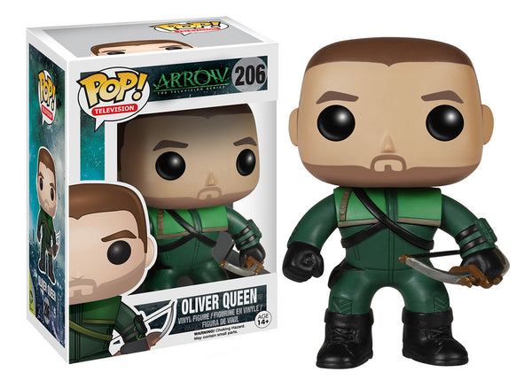 Pop! TV: Arrow - Oliver Queen