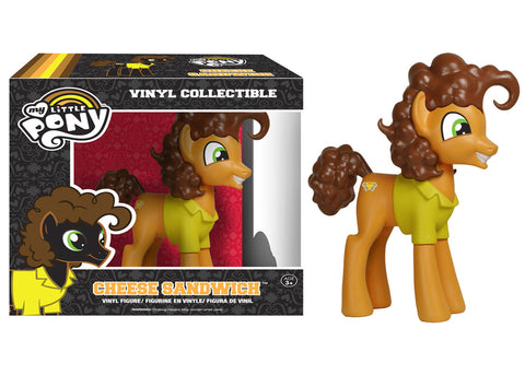 Vinyls: My Little Pony - Cheese Sandwich