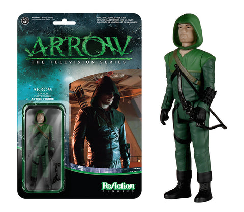 ReAction: Arrow - Arrow