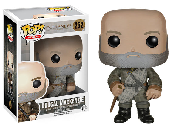 Pop! TV: Outlander - Dougal MacKenzie