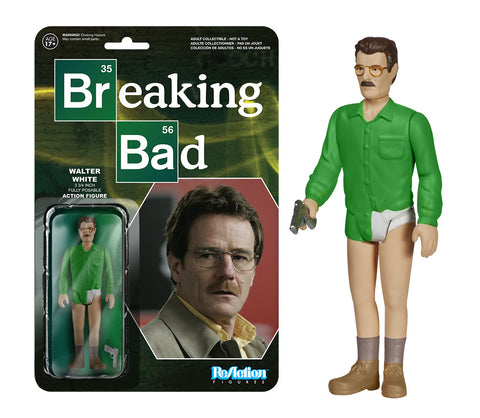 Funko ReAction: Breaking Bad - Walter White