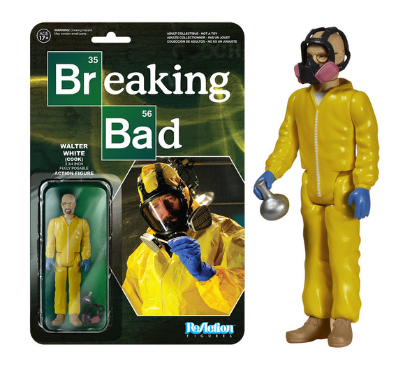 Funko ReAction: Breaking Bad - Walter White (Cook)