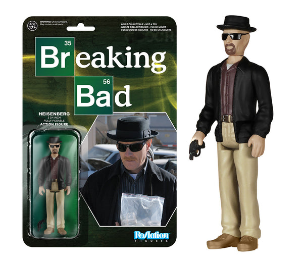 Funko ReAction: Breaking Bad - Heisenberg
