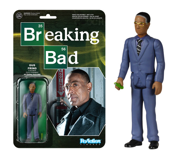Funko ReAction: Breaking Bad - Gustavo Fring
