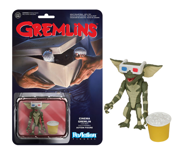ReAction: Gremlins - Cinema Gremlin