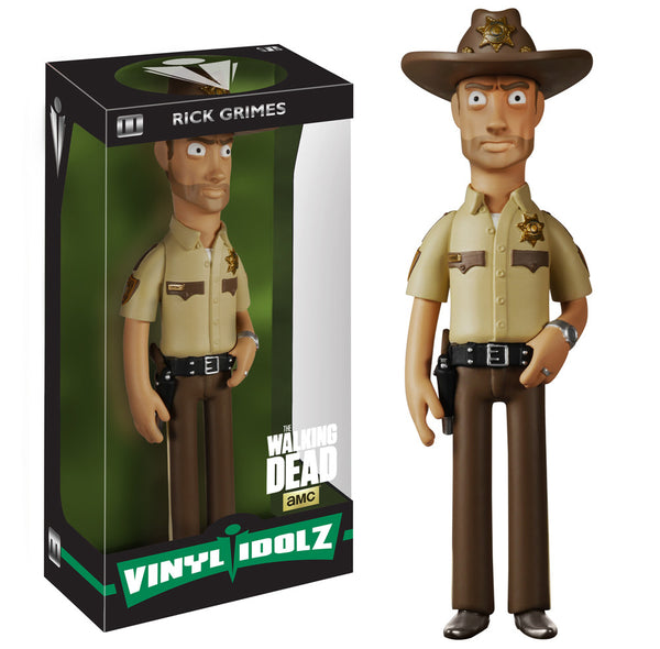 Vinyl Idolz: The Walking Dead - Rick Grimes