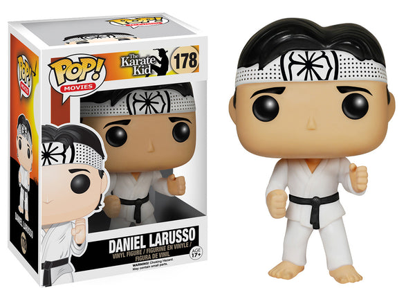 Pop! Movies: The Karate Kid - Daniel Larusso